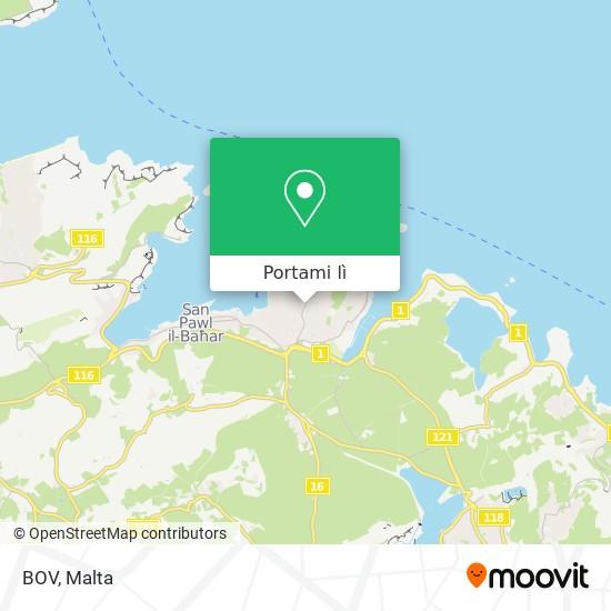 Mappa BOV