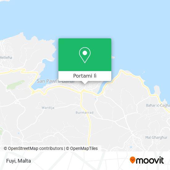 Mappa Fuyi