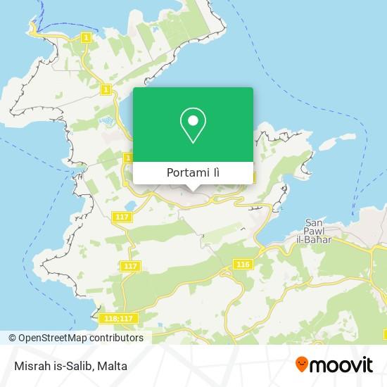 Mappa Misrah is-Salib