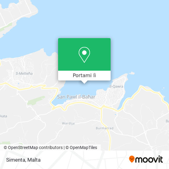 Mappa Simenta
