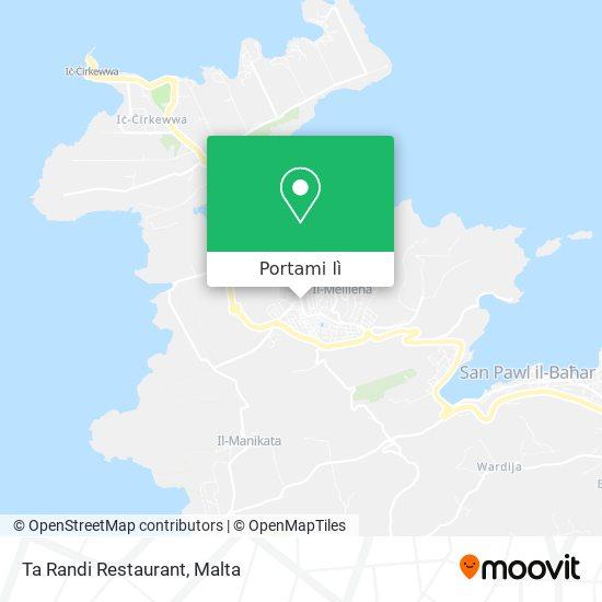 Mappa Ta Randi Restaurant