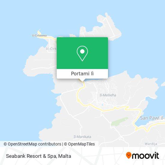 Mappa Seabank Resort & Spa