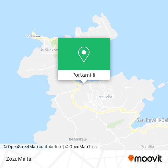 Mappa Zozi