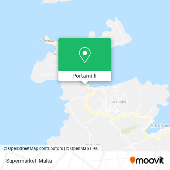 Mappa Supermarket