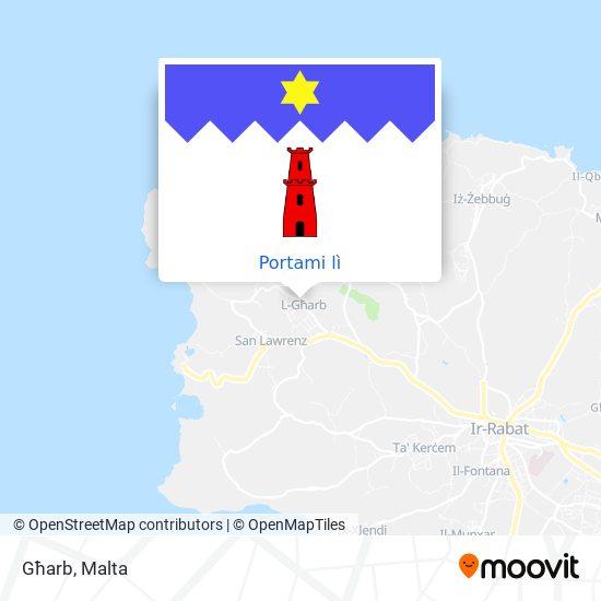Mappa Għarb