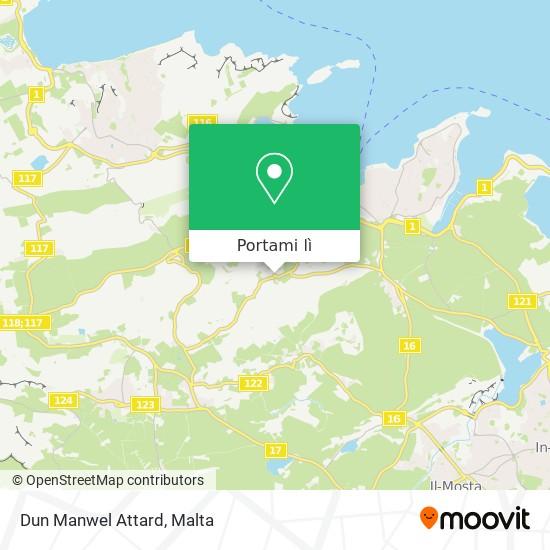 Mappa Dun Manwel Attard