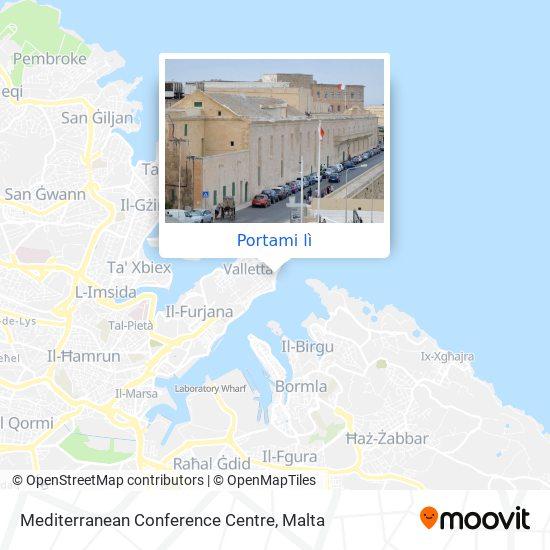 Mappa Mediterranean Conference Centre