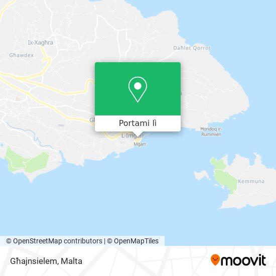 Mappa Għajnsielem