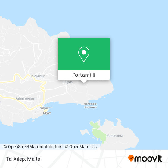 Mappa Ta' Xilep