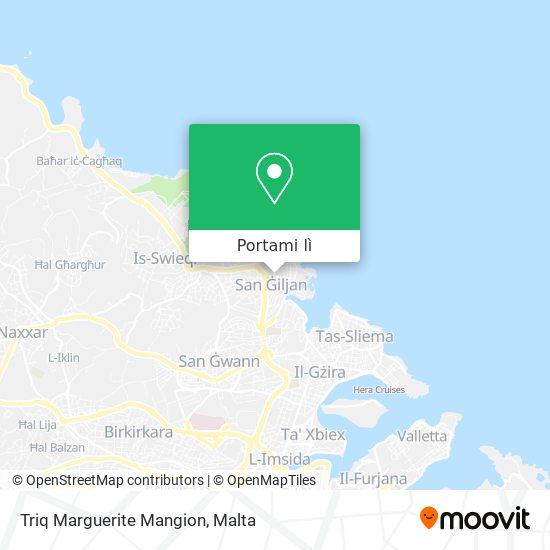 Mappa Triq Marguerite Mangion