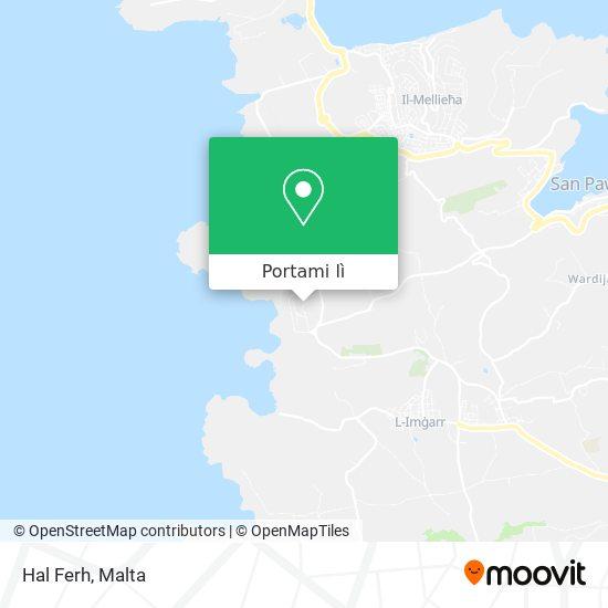 Mappa Hal Ferh