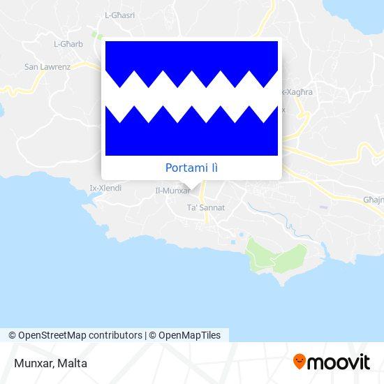 Mappa Munxar