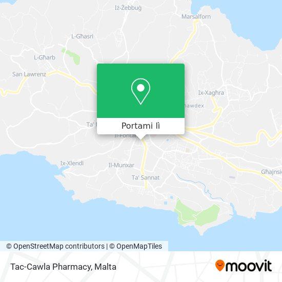 Mappa Tac-Cawla Pharmacy