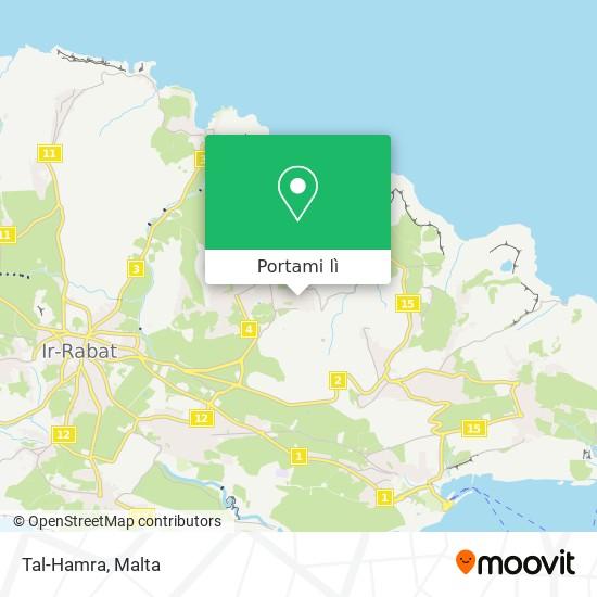 Mappa Tal-Hamra