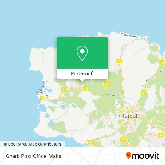 Mappa Gharb Post Office