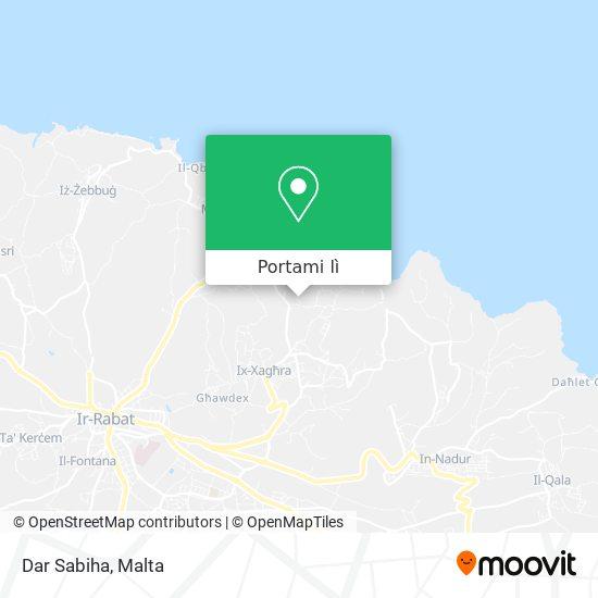 Mappa Dar Sabiha
