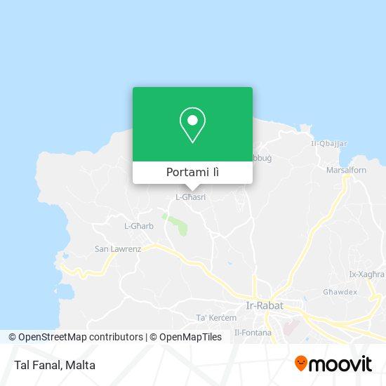 Mappa Tal Fanal