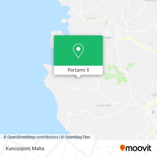 Mappa Kuncizzjoni
