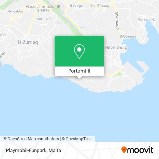 Mappa Playmobil-Funpark