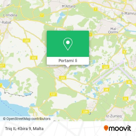 Mappa Triq IL-Kbira 9