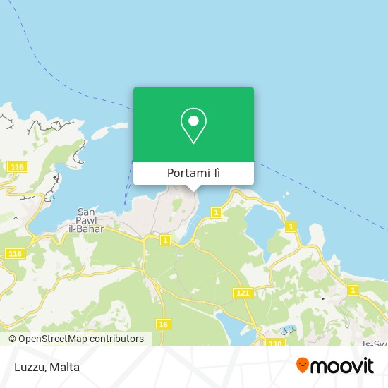 Mappa Luzzu