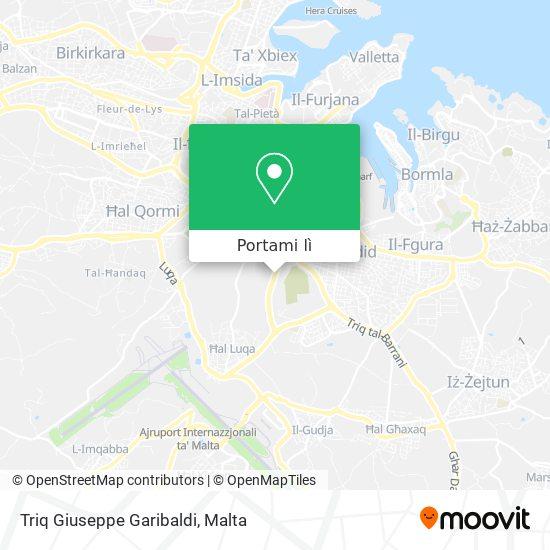 Mappa Triq Giuseppe Garibaldi