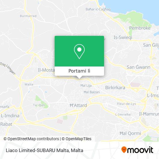 Mappa Liaco Limited-SUBARU Malta