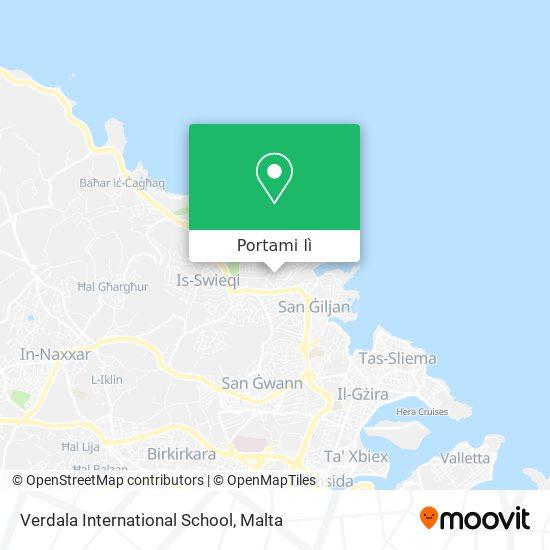 Mappa Verdala International School