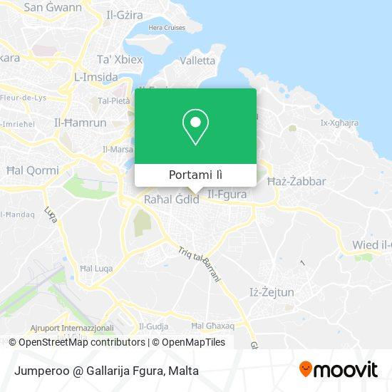 Mappa Jumperoo @ Gallarija Fgura
