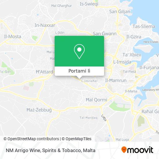 Mappa NM Arrigo Wine, Spirits & Tobacco