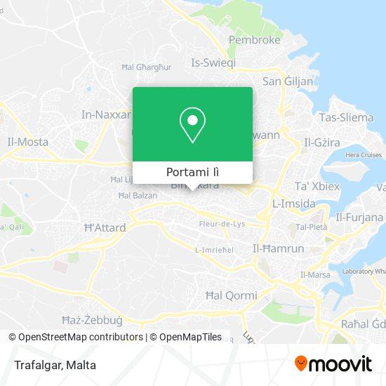 Mappa Trafalgar