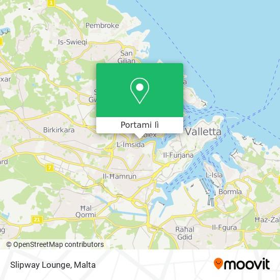 Mappa Slipway Lounge