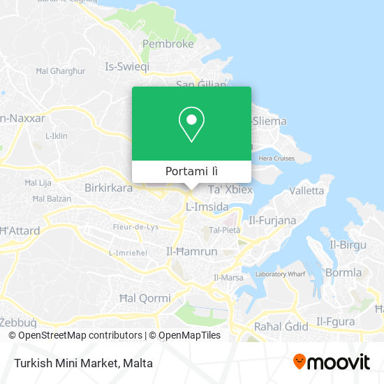 Mappa Turkish Mini Market