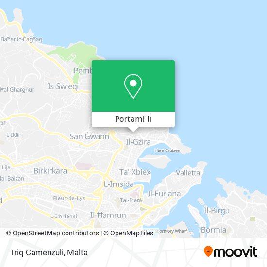 Mappa Triq Camenzuli