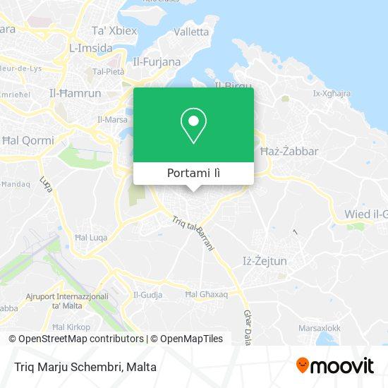 Mappa Triq Marju Schembri