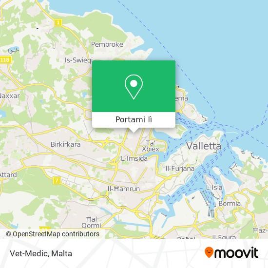 Mappa Vet-Medic