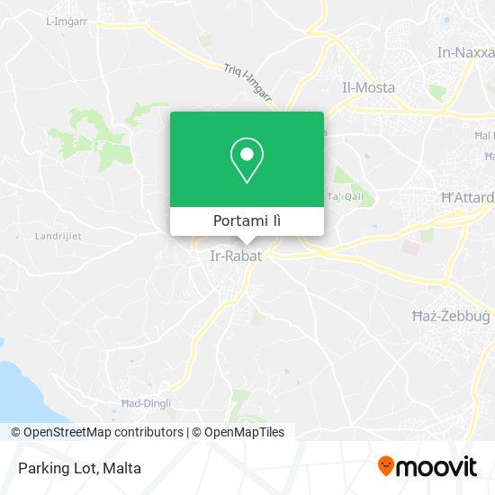 Mappa Parking Lot
