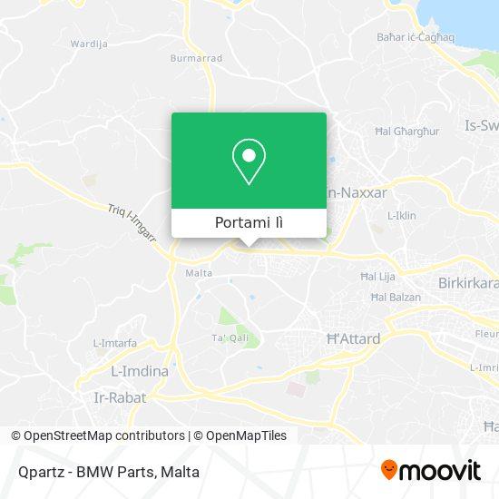 Mappa Qpartz - BMW Parts