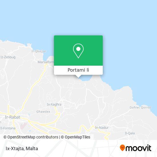 Mappa Ix-Xtajta