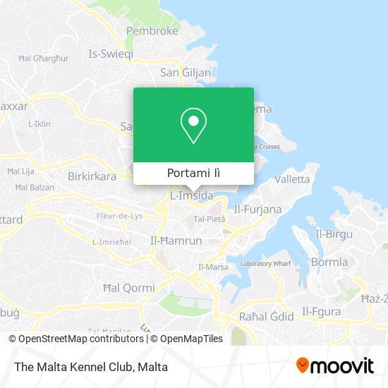 Mappa The Malta Kennel Club