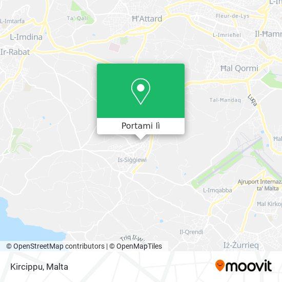 Mappa Kircippu