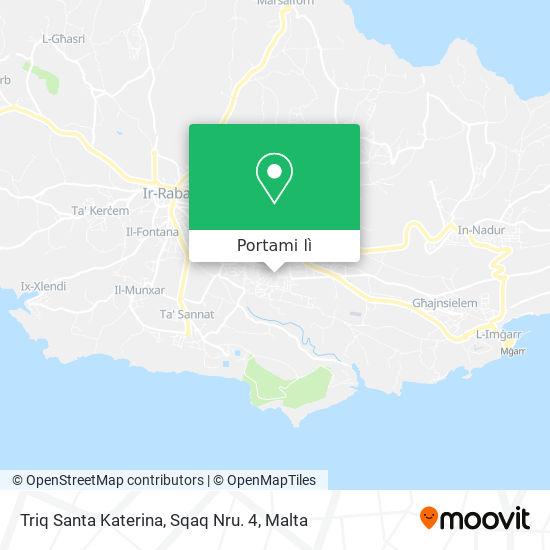 Mappa Triq Santa Katerina, Sqaq Nru. 4