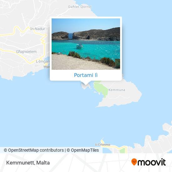 Mappa Kemmunett