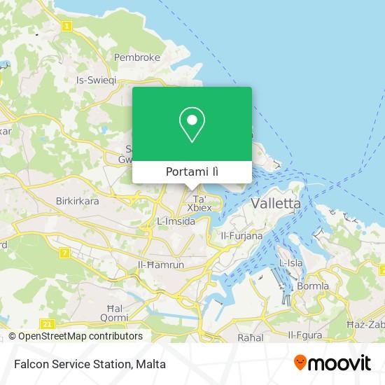 Mappa Falcon Service Station