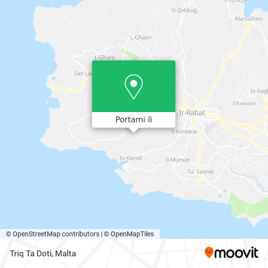 Mappa Triq Ta Doti