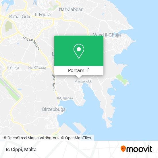 Mappa Ic Cippi