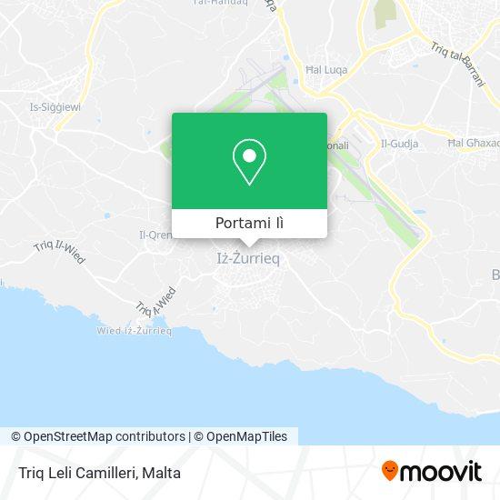 Mappa Triq Leli Camilleri