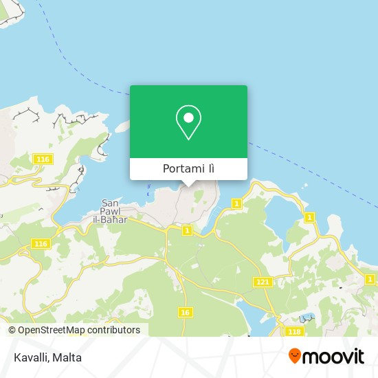 Mappa Kavalli