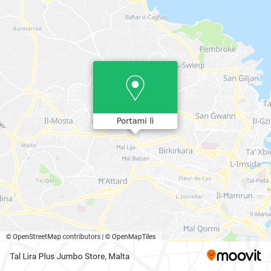 Mappa Tal Lira Plus Jumbo Store