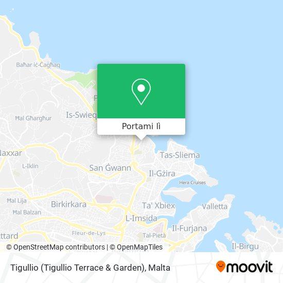 Mappa Tigullio (Tigullio Terrace & Garden)